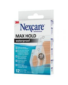 Nexcare Max Hold Waterproof