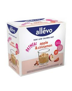 Allévo Oatmeal, Apple/Cinna, VLCD