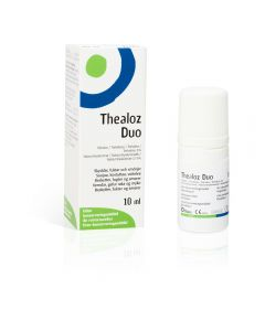 Thealoz Duo Øyedråper 10 ml