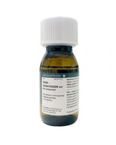 Hånddesinfeksjon NAF, 50 ml