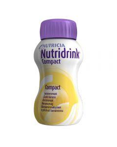 Nutridrink Compact Banan 4X125 ml