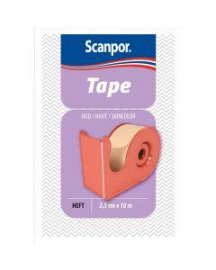 Scanpor 2,5Cmx10M M/D Hf 1 stk