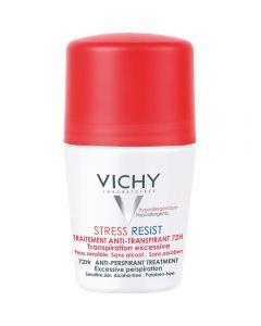 Vichy Stress Resist antiperspirant 72h deodorant roll-on