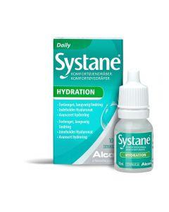 Systane Hydration Komfor Øyedr 10 ml