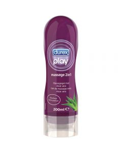 Durex Play Massage 2I1 200 ml
