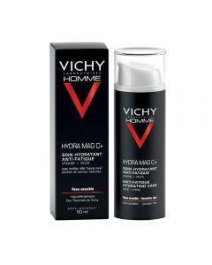 Vichy Homme Hydr Mag C Dag+Øye 50 ml