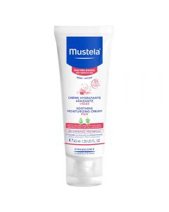 Mustela soothing moisturize cream 40 ml