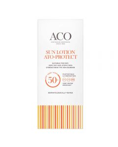 ACO Sun AtoProtect Lotion SPF50+ Uparf 150 ml