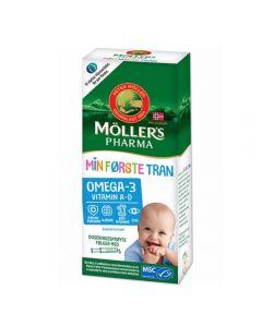 Møllers Pharma Min Første Tran 250 ml