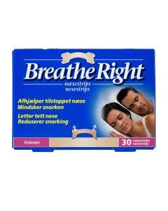 Breathe Right nesestrips