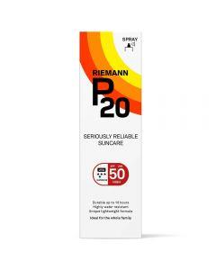 P20 Spray SPF50 100ml