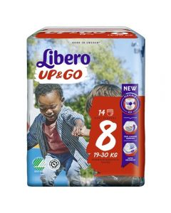 Libero Up&Go 8 19-30kg