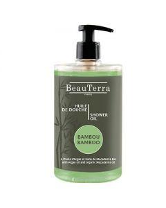 Beauterra Bamboo dusjolje 750 ml