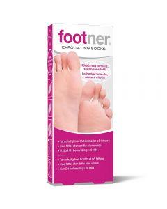 Footner Exfoliating Socks 1Par