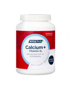 Nycoplus calcium m/D-vit tab