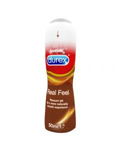 Durex Real Feel Glidekrem 50 ml