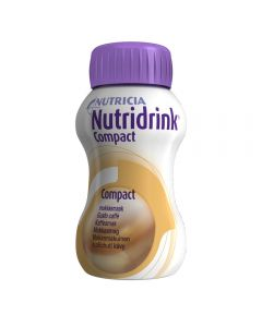 Nutridrink Compact Kaffe 4X125 ml