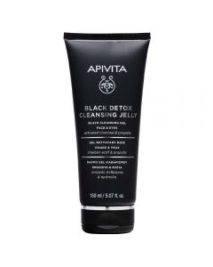 APIVITA BLACK DETOX CLEANSER 150 ml