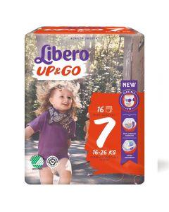Libero Up&Go 7 16-26kg