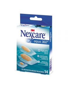 Nexcare Aqua 360 14Strip 1 stk