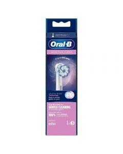 Oral-B Sensitive Clean Tannbørstehode