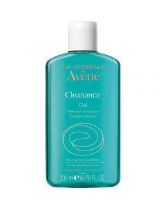 Avène Cleanance Soapless Cleanser Gel 200ml