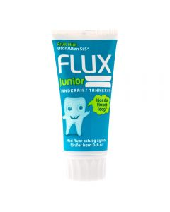 Flux Junior Tannkrem Fruitmint 50 ml