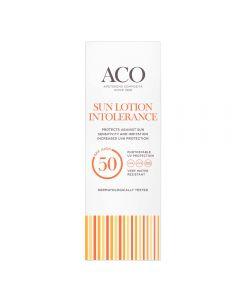 ACO Sun Intolerance Lotion SPF50 Uparf 100 ml