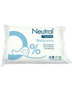 Neutral Baby Våtserviett 63 stk