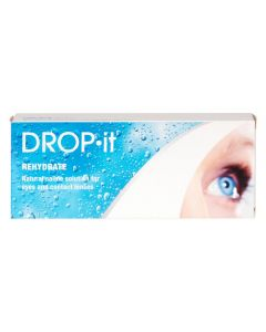 Drop-It Øyedråper 20X2 ml