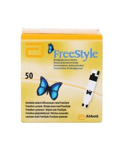 Freestyle Teststrimmel 50 stk