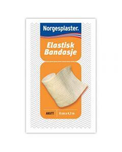 Norgespl ElASt Band 8Cmx4,5M 1 stk