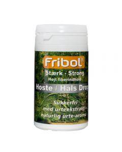 Fribol Sukkerf Host/Hals Sterk 60G