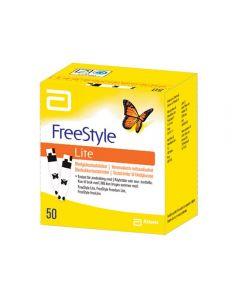 Freestyle Lite Teststrimmel 50 stk