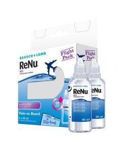 Renu Multi Purpose Flight Pack 2X60 ml