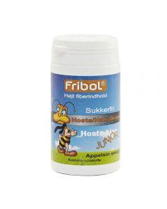 Fribol Sukkerf Host/Hals Jr 60G