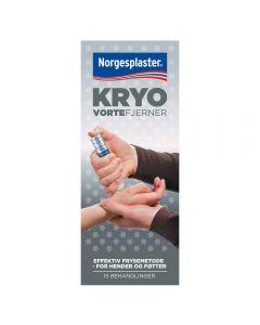 Norgesplaster Kryo Vortefjerner 38 ml