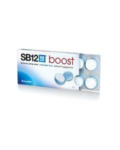 Sb12 Boost Tyggegum Strongmint 10 stk