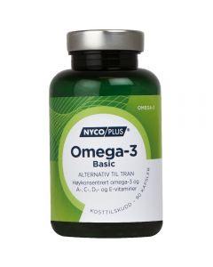Nycoplus Omega-3 Basic Kaps 90 stk