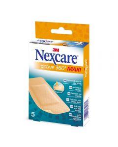 Nexcare Active 360 Maxi 5 1 stk