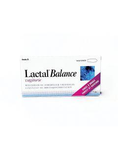 Lactal Balance Vag 7 stk