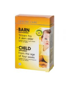 Lifeline Care Barn Kaps 30 stk