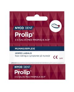 Prolip M/propolis Acf Salve 3G
