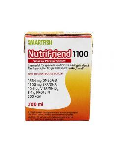 Nutrifriend 1100 Fersken 200 ml