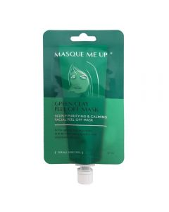 Masque me up Green Clay Peel off mask