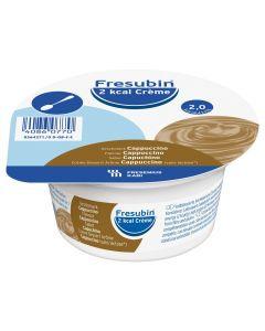 Fresubin 2 kcal Creme Cappucci 4X125G