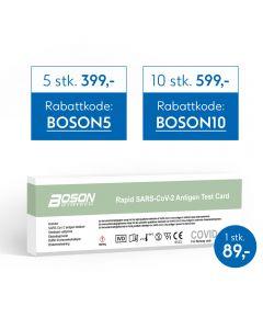 Boson SARS-COV2 antigen test