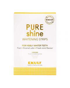 EKULF PURE Shine Whitening Strips