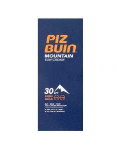 PB Mountain Sun Cream SPF30 50ml