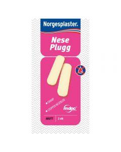 Norgespl Nese Plugg 2 stk